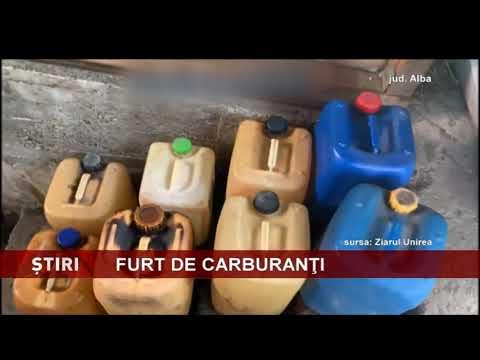 Angajații unei benzinării din Alba, anchetați pentru furt de combustibil