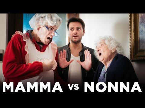 MAMMA VS NONNA - BATTAGLIA EPICA - iPantellas