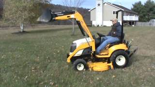 6. Cub Cadet 5234D Compact Tractor 4x4 With 812 Loader And Mower For Sale Mark Supply Co