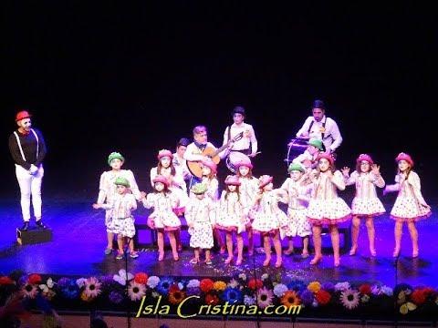 "Comparsa Infantil"" Circo Pilopitrópico"" (Isla Cristina)"