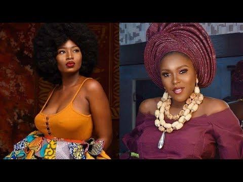 WATCH 7 Most Beautiful Yoruba Actresses & Black Beauties, You Never Knew