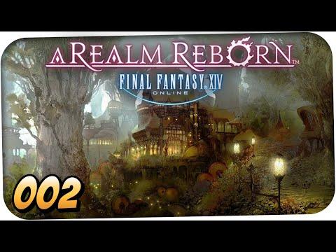 Final Fantasy XIV: A Realm Reborn #002 – Intro + Einführung
