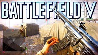 Battlefield 5: New Rotterdam Multiplayer Gameplay! (Battlefield V)