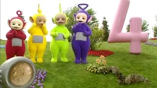 Video Teletubbies - Numbers - 4 (Version 1) - (1997) MP3, 3GP, MP4, WEBM, AVI, FLV Maret 2018
