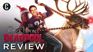 Nonton Once Upon A Deadpool Review   Can A Pg 13 Deadpool Live In The Mcu  Film Subtitle Indonesia Streaming Movie Download