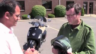 6. Vespa GTS 250 --- My Ride
