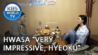 Video Hwasa is very impressed by Loco's music ♥  [Hyena On the Keyboard/ 2018.05.09] MP3, 3GP, MP4, WEBM, AVI, FLV Februari 2019