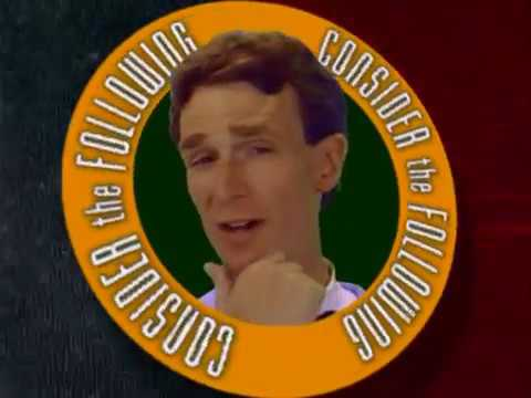 BIll Nye The Science Guy Time