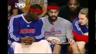 Kwame Brown Bloopers