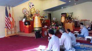 Thọ Bát Quan Trai At NamQuangTemple.org
