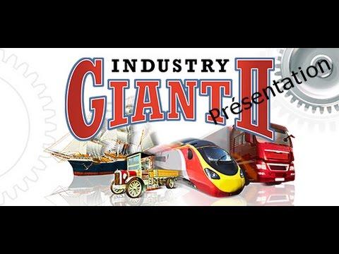 Industry Giant 2 - PC Windows - Neuf Et Emballé