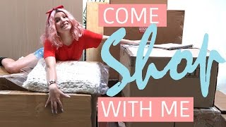 How to Decorate A Shared Office (for Grace Helbig, Mamrie Hart, and Hannah Hart) | Shopping Vlog Video