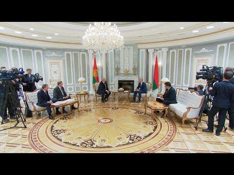 Лукашенко: Молдова и впредь может рассчитывать на Беларусь как на надежного партнера