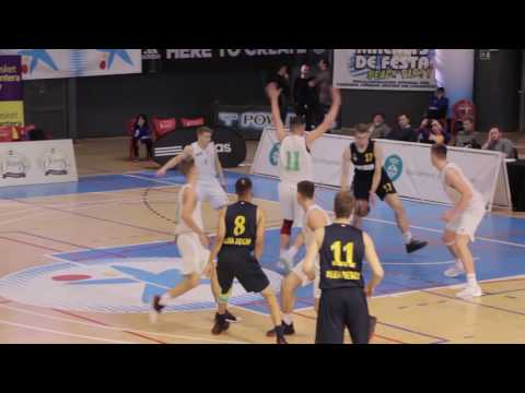 ANGT L'Hospitalet: All-Tournament Team Highlights