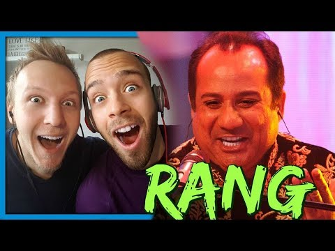 Rang, Rahat Fateh Ali Khan & Amjad Sabri, Season Finale, Coke Studio Season 9 | Reaction By RnJ