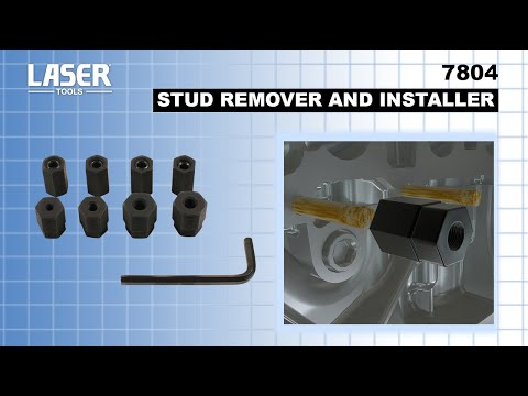 7804 Stud Remover and Installer