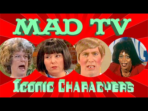 MADtv I Iconic Characters