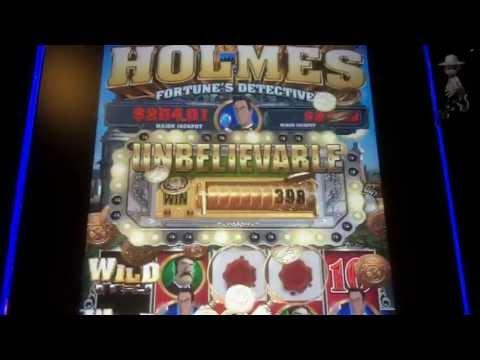 Various Slot Machine Line Hits in Las Vegas