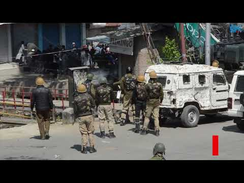 Six injured in Pulwama clashes