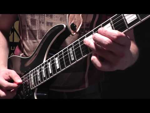 Demo: ESP E-II Mystique FR (Pat Heath)