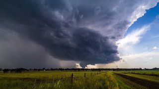 Oakey Australia  city photos gallery : Oakey, Australia Supercell - November 28, 2015