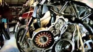 3. KTM 990 Adventure Stator change