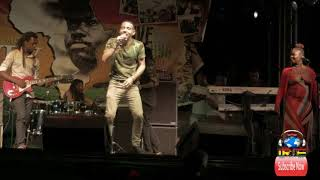 Live at Marcus Garvey Celebration 2017 - IRIE FM, Ocho Rios, JA