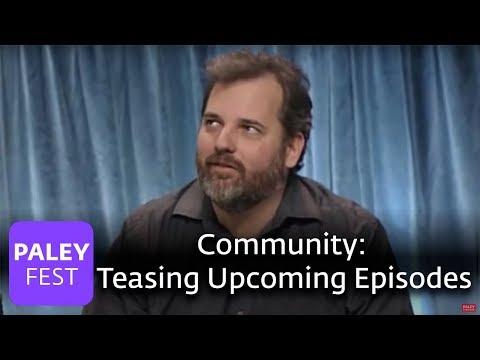 Community - Dan Harmon Teases Upcoming Episodes