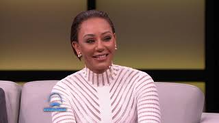 Mel B Gets Honest About Abuse