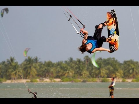 Kitesurfing News - Sri Lanka FreeRide - Tom Court