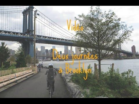 """0 Vlog """"deux journées à Brooklyn"""""""