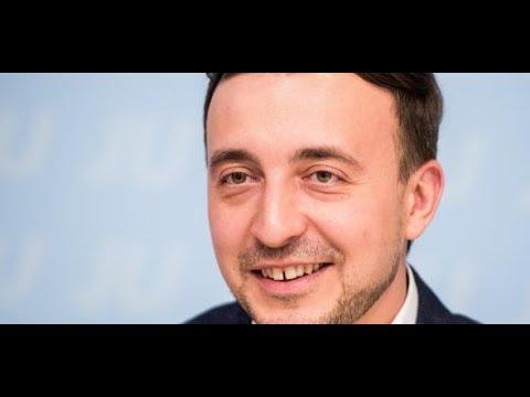 Paul Ziemiak (CDU, JU-Chef) kritisiert die Arbeit der ...