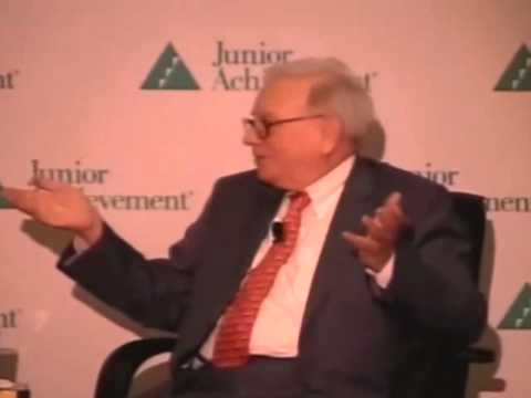 inflation - Good interview Buffett starts talking about how he hedges himself and what you can use to hedge yourself against inflation starting at 16.42.