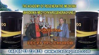 Borowina- leczy 99% chorób.