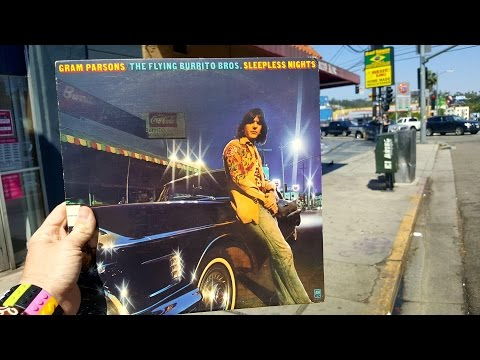 #249 (4/15/2017) Gram Parsons' SLEEPLESS NIGHTS Cover : Filming Locations (видео)