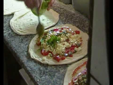 La pizza sgt di Sorbillo (Napoli)