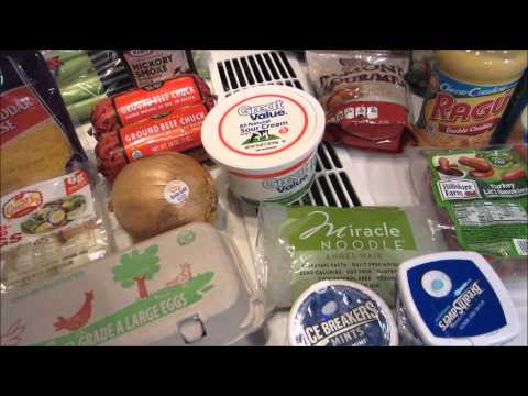 Walmart Grocery Haul & Detox Diet Cabbage Vegetable Soup ~ Kale Version