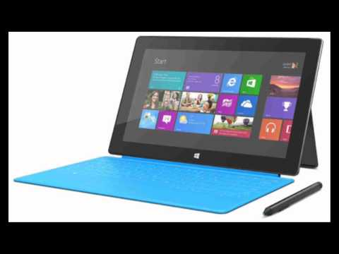 Microsoft Surface Pro 2 Official (Intel i5 Processor, 4GB RAM, 1080p & More)
