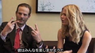ピーター・バーグ監督、ブルックリン・デッカー/『バトルシップ』インタビュー