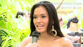Video Janine Tugonon, Official Candidate Bb. Pilipinas '11 MP3, 3GP, MP4, WEBM, AVI, FLV Juni 2018