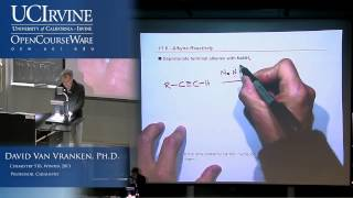 Organic Chemistry 51B. Lecture 10. Alkynes, Part 2.