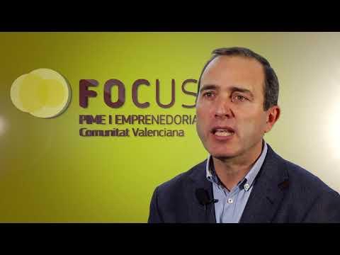 Jaime Masiá, Director del master Robótica y Visión Artificial de la UPV en #Focuspyme..