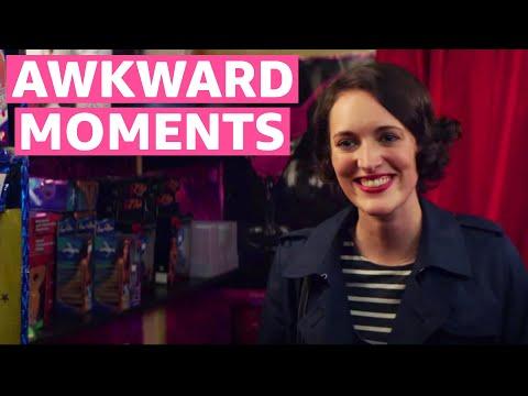 Watch Fleabag Awkward Sex Shop Scene | Prime Video