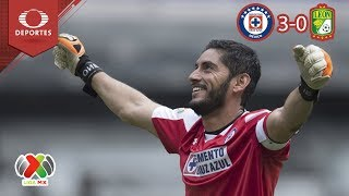 Video La máquina celeste, más fuerte que nunca | Cruz Azul 3 - 0 León | A 2018 - J5 | Televisa Deportes MP3, 3GP, MP4, WEBM, AVI, FLV Februari 2019