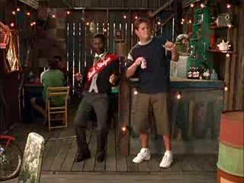 Red Stripe Reggae Dance Commercial