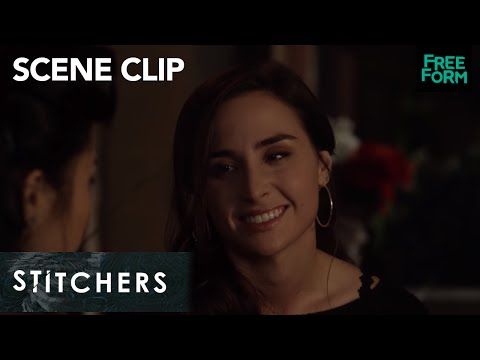 Stitchers | Season 3, Episode 5: Camille And Amanda Get In A Fight | Freeform