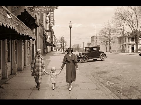 Jackson, Ohio Looking Back 1936
