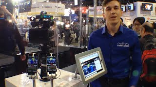 Teradek Demo - NAB 2015  Form & Function