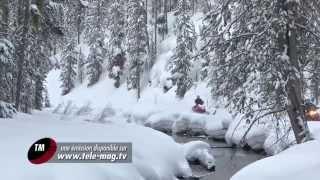 9. Ams - Action moteur sport - Motoneige - Essai de la gamme Arctic Cat 2015