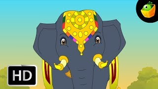 Ding Dong - Children Tamil Nursery Rhymes Chellame Chellam Volume 4